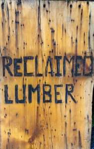 Finding The Best Reclaimed Wood Project Plans